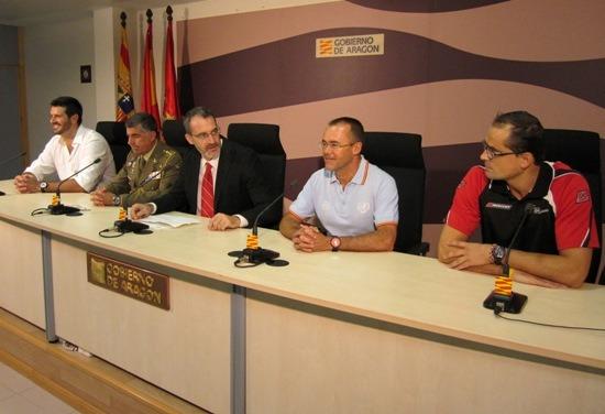Entrenadores de equipos aragoneses ofrecer n talleres for Oficinas cai en zaragoza