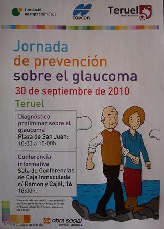 Jornada Prevención Glaucoma