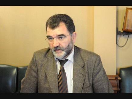 El concejal de Fiestas, José Antonio Esteban