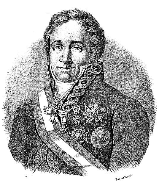 Camino de Olba, donde quiso ser enterrado, llegó a Teruel en 1849 el cadáver de Tadeo Calomarde, que fue ministro de Fernando VII.