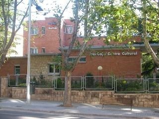El Centro Cultural de Ibercaja en la Carretera de Alcañiz es parte fundamental de la permuta a la que IU se opone