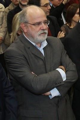 En la imagen, Carlos Escó