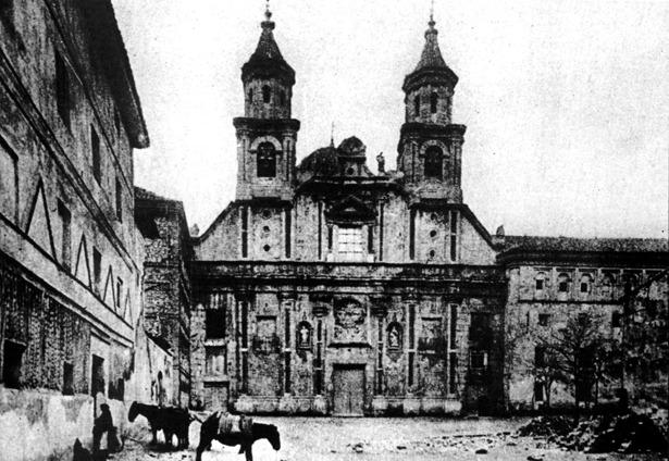 En 1853, el Seminario recuperó su uso religioso tras muchos años como cuartel militar.