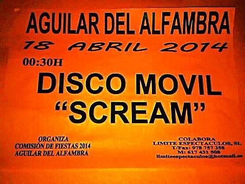 AGUILAR DEL ALFAMBRA 18 ABRIL 2014