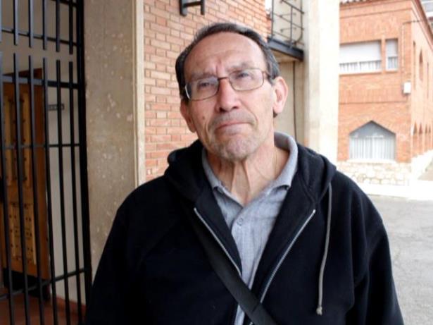 En la imagen, Adolfo Barrio