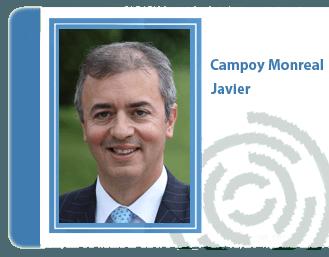 En la imagen , el nuevo Consejero de Hacienda Javier Campoy
