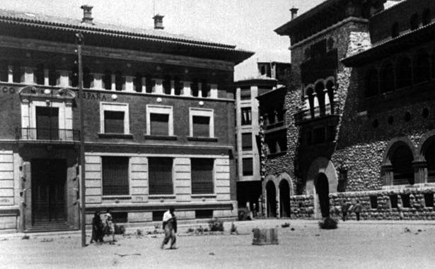El Banco de España inició su actividad un día como hoy de 1887; posteriormente se construyó el edificio que conocemos.