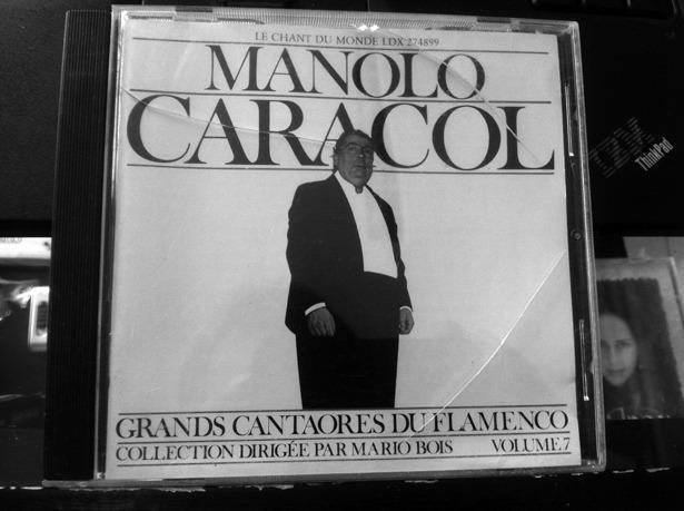 Famoso por su relación con Lola Flores, Manolo Caracol visitó Teruel en 1952