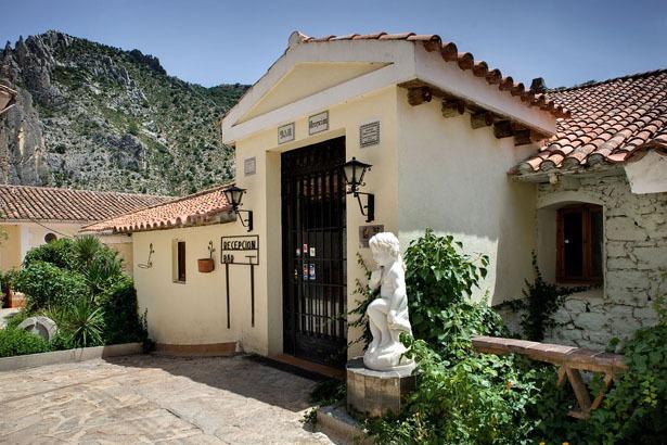 "El ""Hostal de la Trucha"", de Villarluengo, cumple hoy 40 años (Foto: www.hostallatrucha.com)"