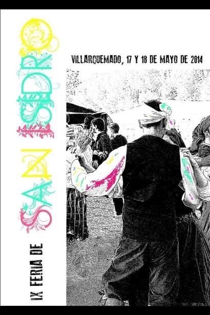 VILLARQUEMADO 15-18 MAYO 2014 PORTADA
