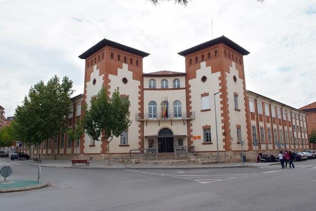 Sede de la Escuela Oficial de Idiomas en Teruel