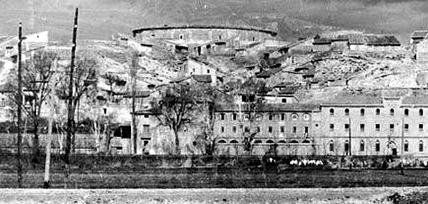 La antigua plaza de Toros, situada en lo que hoy es el barrio de San León, echó el cierre hace 85 años.