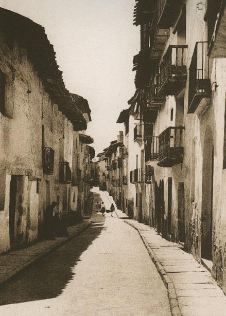 En 1889, un día como hoy, Rubielos de Mora inició la celebración de un mercado los domingos.