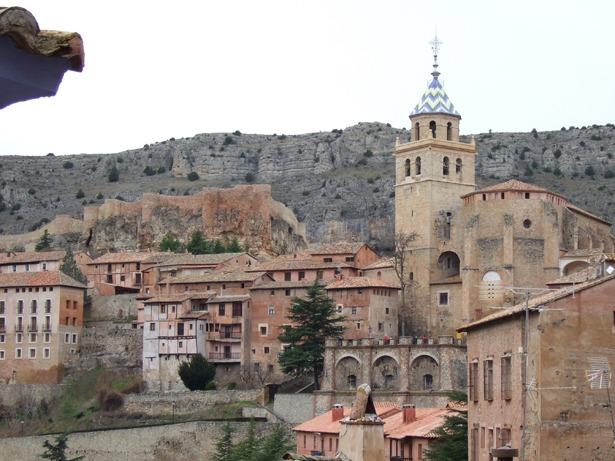La ciudad de Albarracín fue declarada monumento nacional hace 53 años (Foto: es.wikipedia.org)