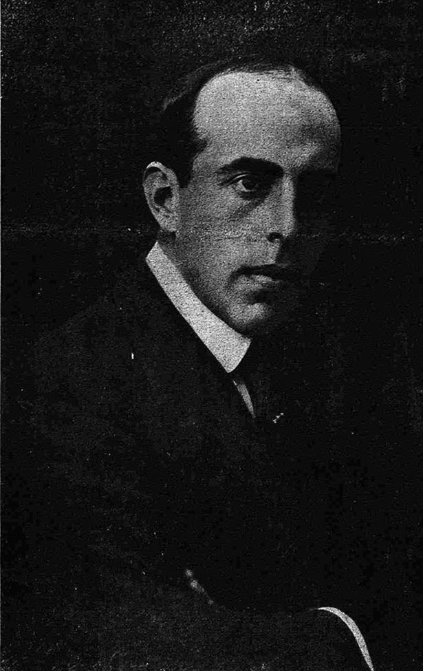 José Torán de la Rad fue nombrado alcalde de Teruel en 1922.