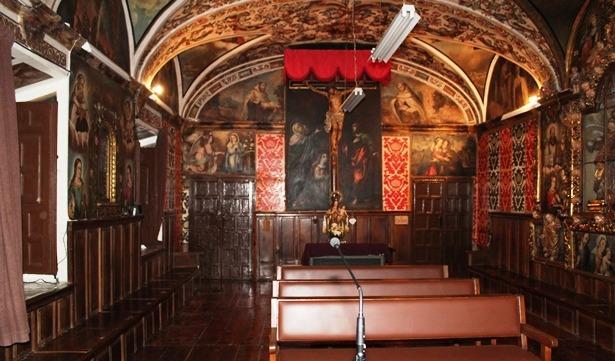 El Coro de la Iglesia de las Carmelitas, un elemento precioso y casi desconocido de este popular convento turolense