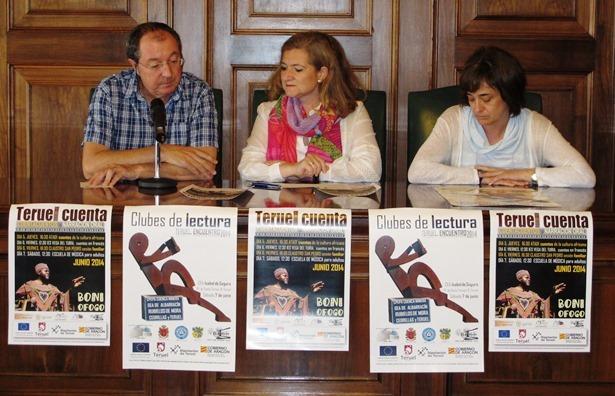 RP Teruel cuenta junio