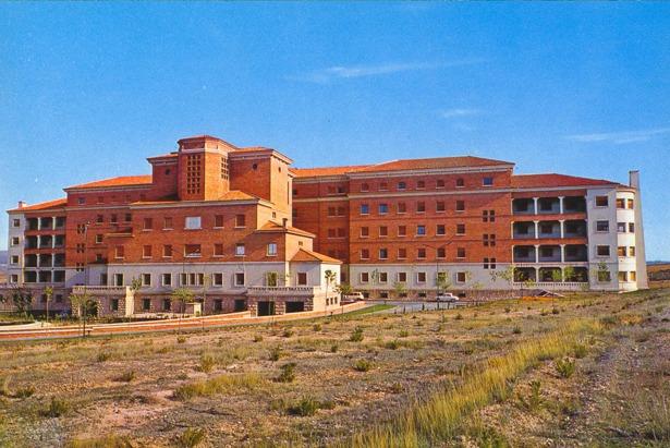 """Hace 70 años se anunció la construcción de un sanatorio antituberculoso, que a la postre sería el sanatorio psiquiátrico """"El Pinar""""."""