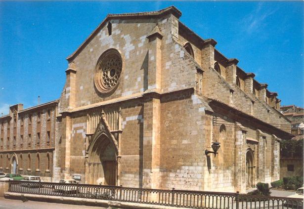 La iglesia de San Francisco cumple 35 años como Monumento Histórico Artístico.