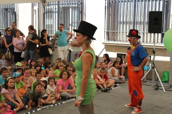 Tobogán y Colibrí actuaran esta tarde a las 19 en la Plaza Playa de Aro