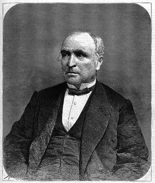 Francisco Santa Cruz, de Orihuela del Tremedal, tomó posesión un día como hoy hace 160 años del Ministerio de la Gobernación. También ostentó la Presidencia del Senado y otros cargos.
