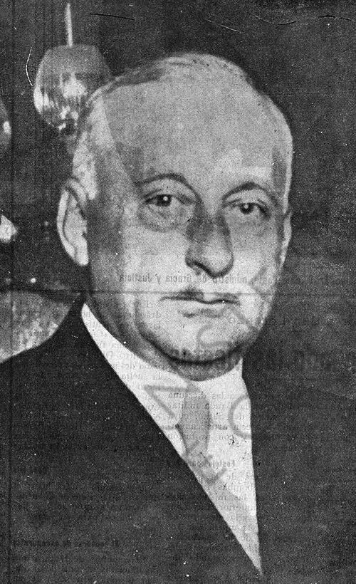 Miguel Primo de Rivera, presidente del Consejo de Ministros, visitó Teruel en 1927.