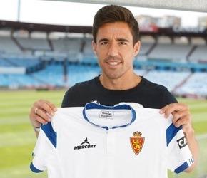 Sanchez, primer fichaje del Real Zaragoza