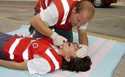23 Primeros Auxilios Cruz Roja