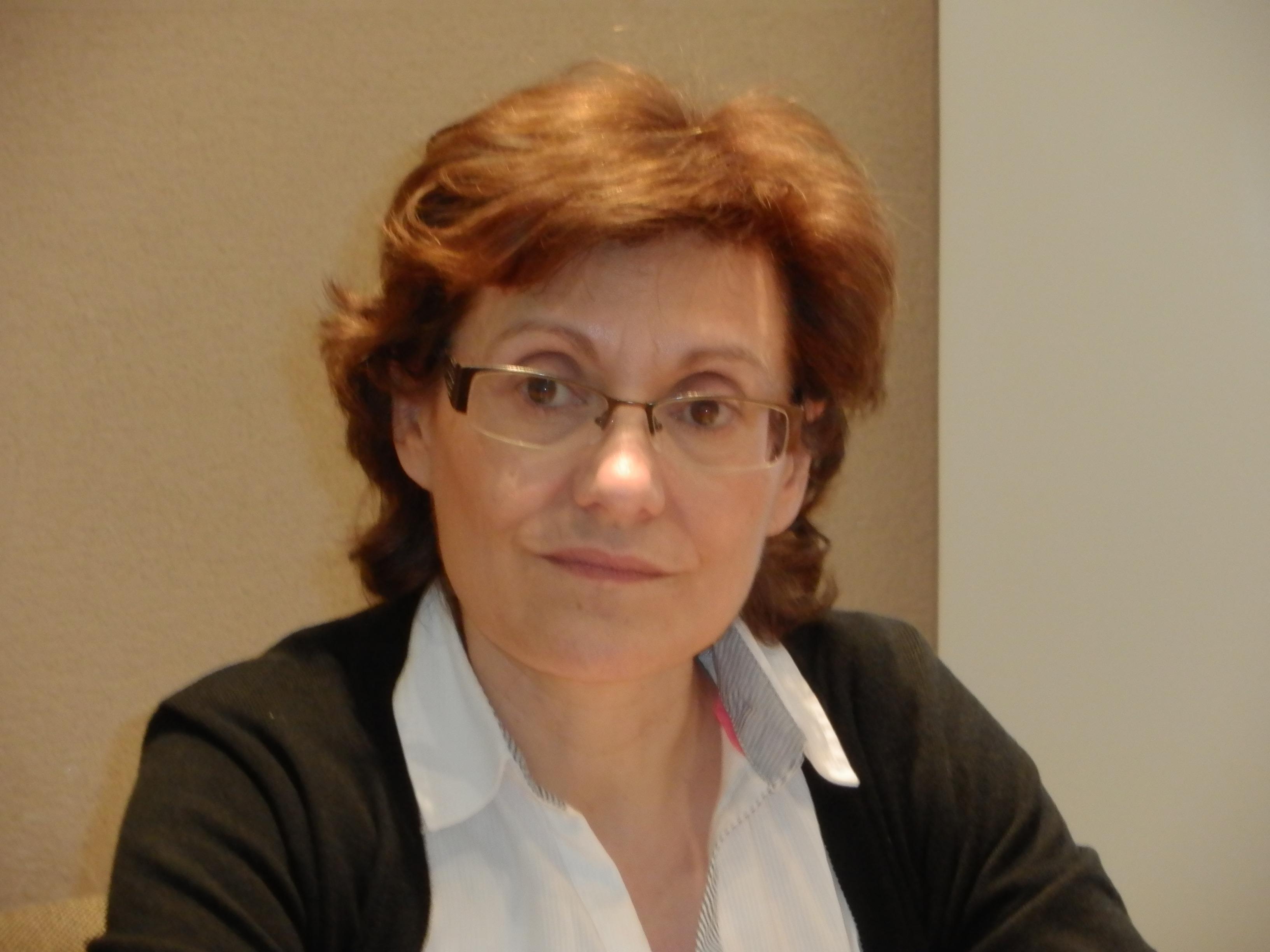 En la imagen, Carmen Tortajada, concejal de IU en el Ayuntamiento de Teruel