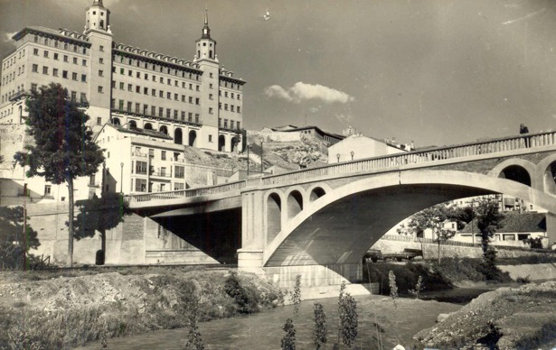 Resultado de imagen de el puente de la equivocacion teruel