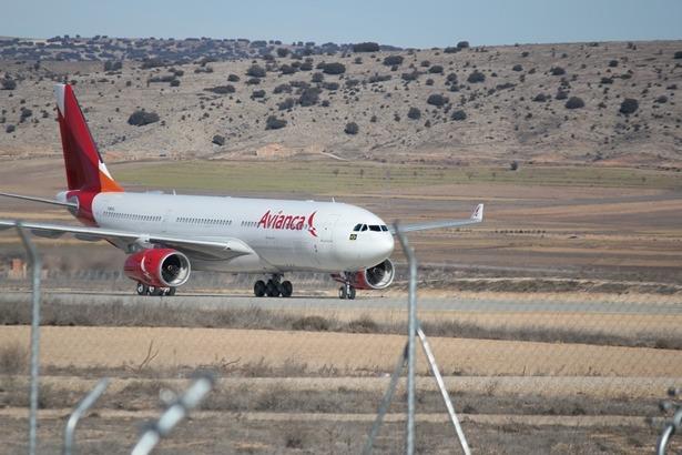 Este avión ha sido el ultimo en llegar a nuestra provincia