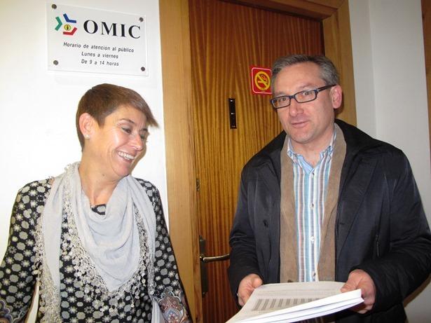 La oficina municipal y comarcal de atenci n al consumidor atendi solicitudes en 2014 un - Oficina atencion al consumidor ...