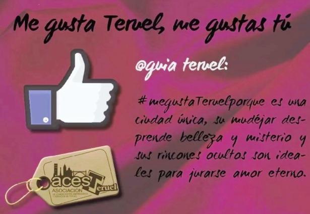 Mensajes Premiados En La Campaña Me Gusta Teruel Me Gustas