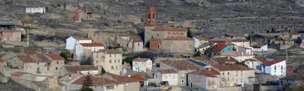 Rudilla desapareció como municipio en 1977, para pasar a ser barrio de Huesa. (Foto: rudilla.com.es)