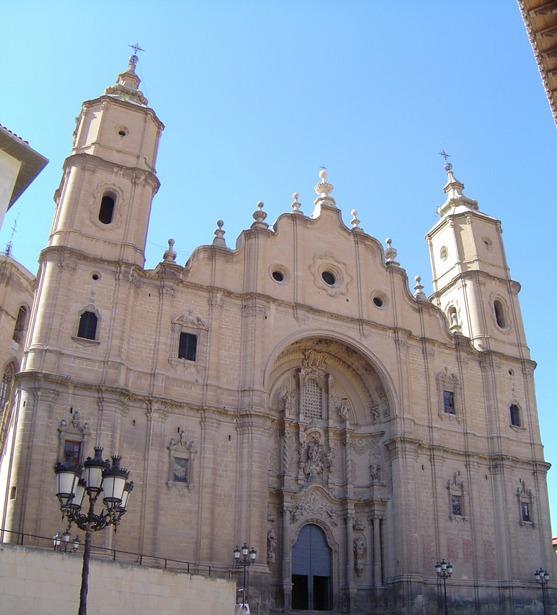 El antipapa aragonés Benedicto XIII dio el rango de colegiata a la iglesia mayor de Alcañiz, en 1407 (Foto: Iberutas.com)