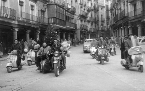 Hace 60 años quedó constituido el Real Moto Club Turolense.