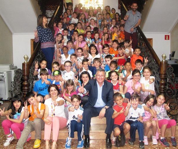 75 alumnos del colegio ensanche de teruel han visitado - Colegio aparejadores teruel ...