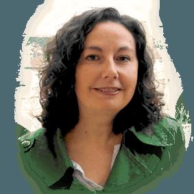 Anabel Gimeno, cabeza de lista de Ganar Teruel al Ayuntamiento de Teruel