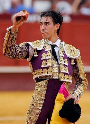 Jimenez Fortes, en la imagen, está en una de las ofertas presentadas a la Plaza de Toros de Teruel