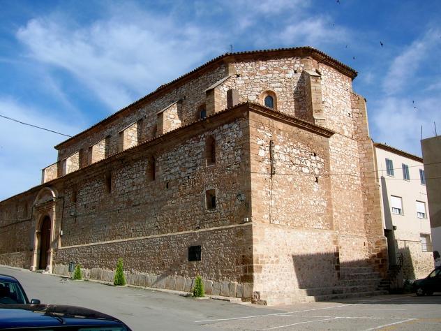 Tras los graves destrozos sufridos en la primera guerra carlista, la iglesia de Monreal del Campo fue reconstruida, celebrándose la primera misa un día como hoy de 1859 (Foto: www.laspain.com)