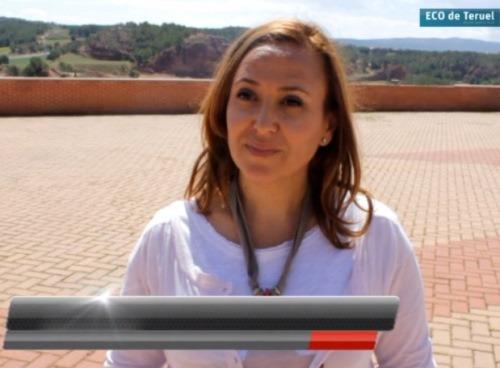 Maite Pérez, miembro de la comisión del PSOE que negocia con Podemos