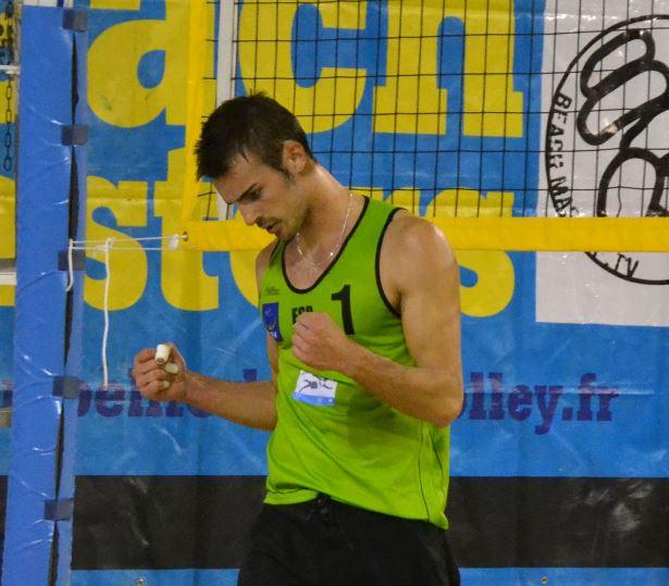 El nuevo fichaje del CAI Voleibol , Javier Monfort