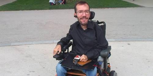 Pablo Echenique, de Podemos, en una imagen de archivo