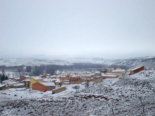 Un día como hoy, corriendo el año 1629, Villastar inició su andadura como municipio tras desmembrarse de Villel (foto: gatunegru/www.panoramio.com).