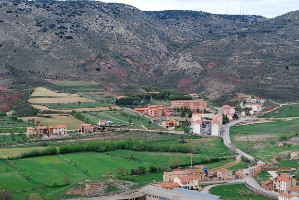 El Arrabal de Albarracín tiene alumbrado público desde un día como hoy, del año 1968 (Foto: www.culbsunroller.com)