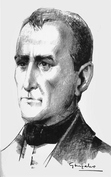 Isidoro de Antillón, hijo de Santa Eulalia, fue autor del manifiesto contra los franceses pronunciado un día como hoy de 1808.