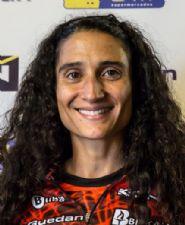En la imagen, la atleta turolense Marta Silvestre