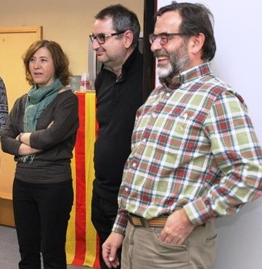 En la imagen a la izquierda, marisa Romero, flamante nueva Directora General de Tursimo del Gobierno de Aragón