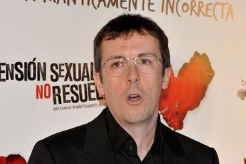 El director de cine, Miguel Ángel Lamata