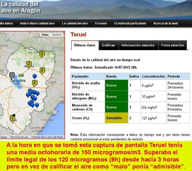 Teruel 20h 14jul2015 Aragonaire pantalla